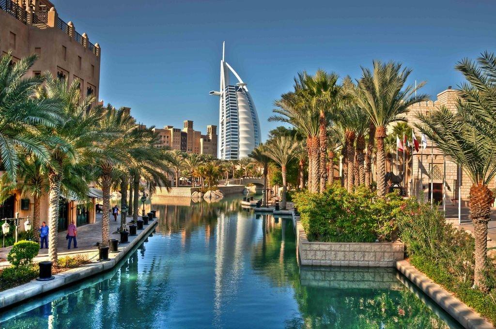 туризм в ОАЭ